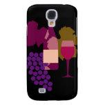 Wine Galaxy S4 Covers
