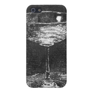 Wine Glass 1860 iPhone SE/5/5s Case
