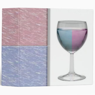 Wine Glass Avery Binder