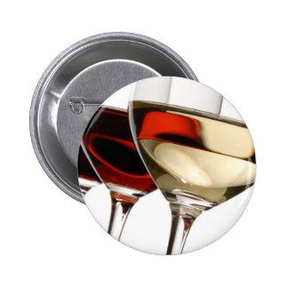 Wine Glass Button