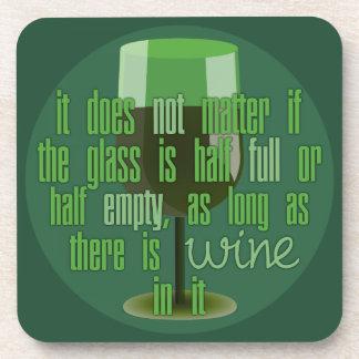 Wine Glass coasters
