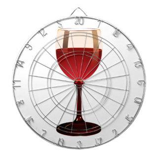 Wine Glass Dartboards