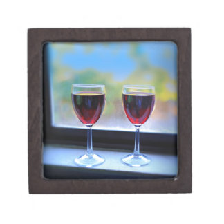 Wine Glass Gift Box