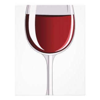 Wine Glass Letterhead