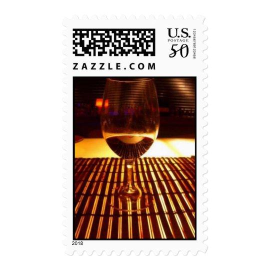 Wine Glass Postage