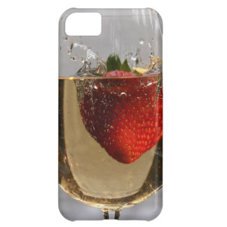 Wine Glass Splash 2 Cover For iPhone 5C