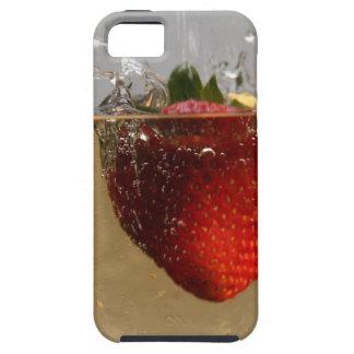 Wine Glass Splash 2 iPhone 5 Cover