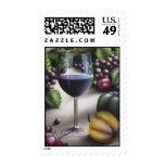 Wine Glass Stamp