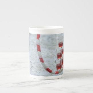 Wine glasses porcelain mug