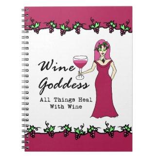 Wine Goddess