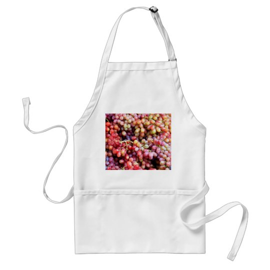Wine Grape Apron