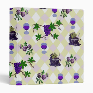 Wine, Grapes, and Jelly Binders