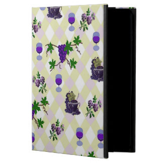 Wine, Grapes, and Jelly iPad Air Case