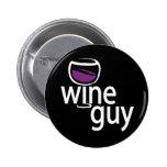 Wine Guy Button