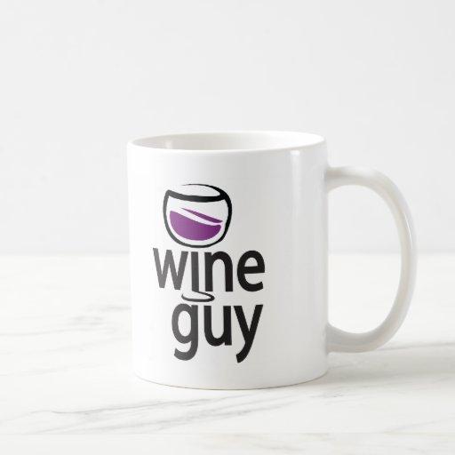 Wine Guy Mug