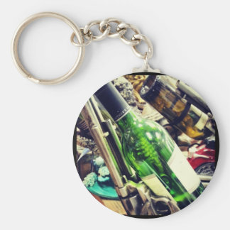 Wine Holders Keychain