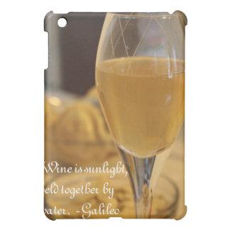 Wine iPad Case