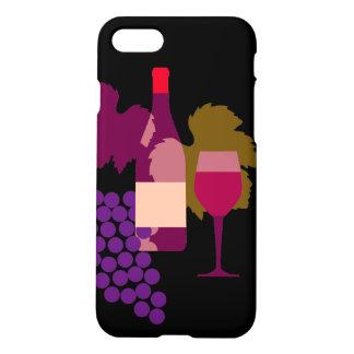 Wine iPhone 8/7 Case