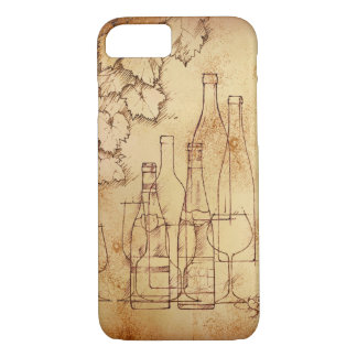 Wine iPhone 8/7 Case
