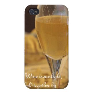 Wine iPhone Case