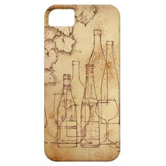 Wine iPhone SE/5/5s Case
