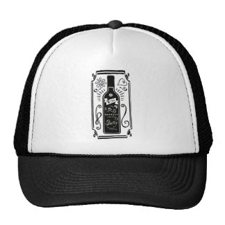 Wine is bottled poetry.png gorros