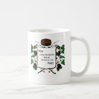 Wine is Proof/I'd Rather Be Drinking Wine Mug