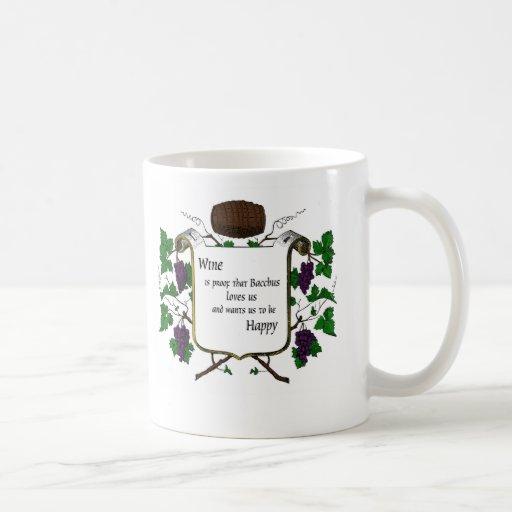 Id Rather Be Drinking Wine Mug