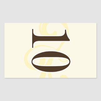 Wine Label Table Number Stickers 10
