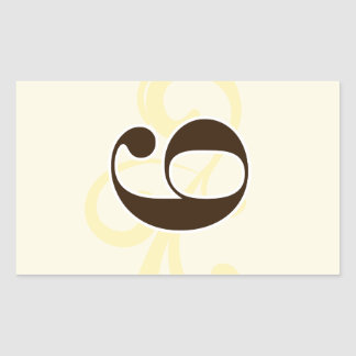Wine Label Table Number Stickers 9