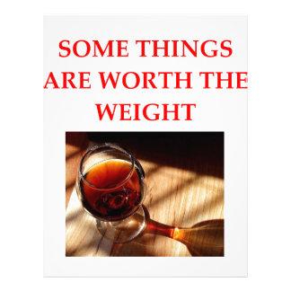 wine letterhead