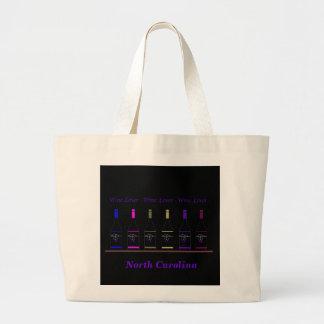 WINE LOVER_CALIF BAG