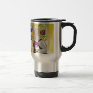 Wine lover, loves chihuahua coffee mugs