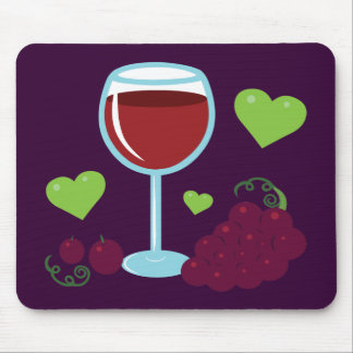 Wine Lover Mousepads