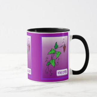 Wine lover mug