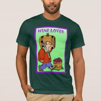 Wine lover T-Shirt