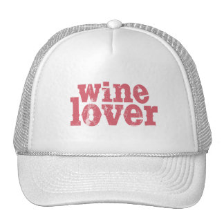 Wine Lover Trucker Hat