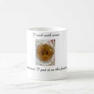 Wine lovers coffee mug
