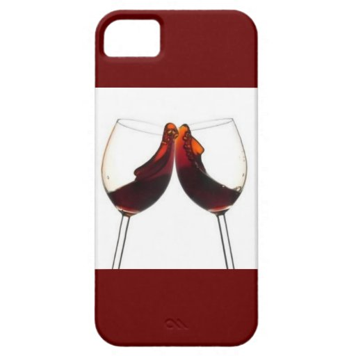 WINE LOVERS IPHONE 5 CASE