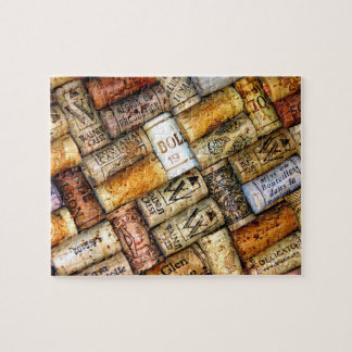 Wine Lovers Puzzle Jigsaw Puzzles
