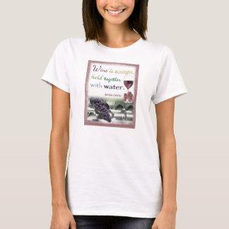 Wine Lover's T-Shirt