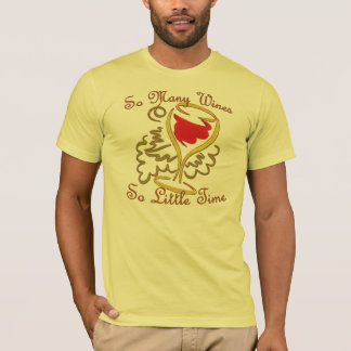 Wine Lover's T-shirts