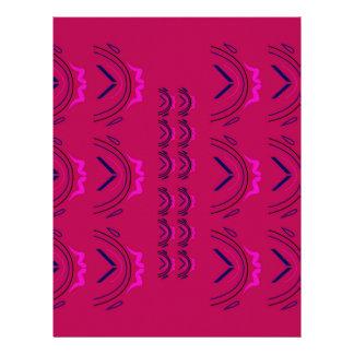 Wine luxury orient texture letterhead