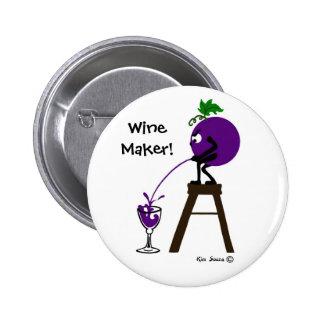 Wine Maker! - Button