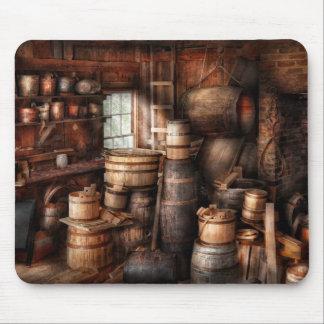 Wine Maker - Just add wine Mousepad