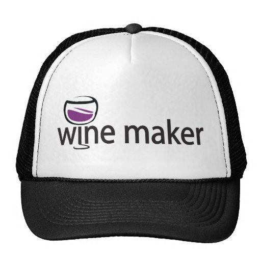 Wine Maker Trucker Hat