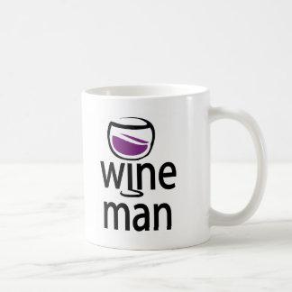 Wine Man Mugs