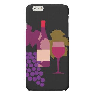 Wine Matte iPhone 6 Case