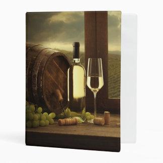 Wine Mini Binder