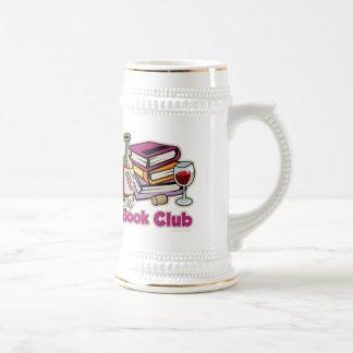 Wine: My Book Club Beer Stein